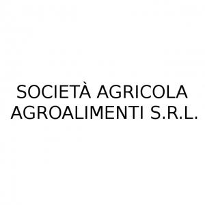 SOCIETÀ AGRICOLA AGROALIMENTI S.R.L.